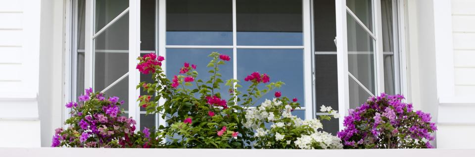 We're happy to install new windows for you.